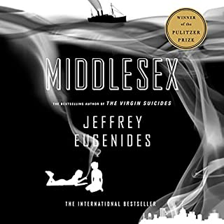 Middlesex audiobook cover art