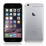 GZ–Carcasa Trasera Blanda Ultrafina–iPhone, Compatible con iPhone 5/5s/5c, Color Transparente