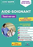 Concours Aide-soignant - Entrée en IFAS - Tout-en-un - Concours 2019-2020 - Avec 40 schémas interactifs