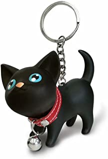 JOYJULY Cat Kitr Keyrings Keys Key Keys برای کلیدهای اتومبیل Kawaii اسباب بازی آویز کیسه ای شایان ستایش ، ایده هدیه برای دختران ، زنان و مردان