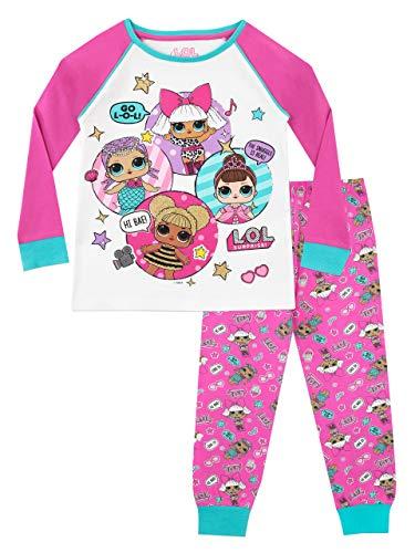 Lol Surprise Pijama niñas Dolls 9-10 Años