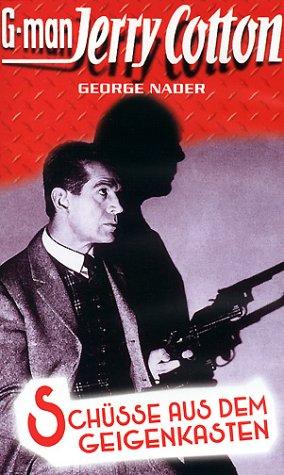 G-man Jerry Cotton - Schüsse aus dem Geigenkasten [VHS]