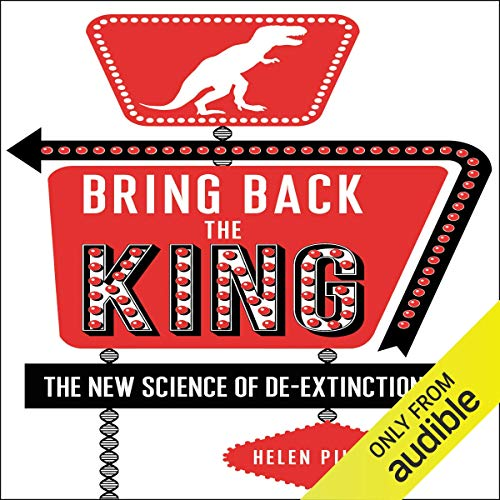 Bring Back the King audiobook cover art