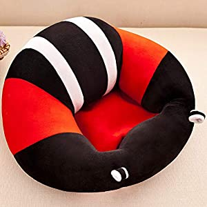 CTlite Infant Sitting Chair Floor Nursery Support Seat Pillow Protector Plush Cushion Toy Baby Sofa for Newborn Baby Toldder Kids Children