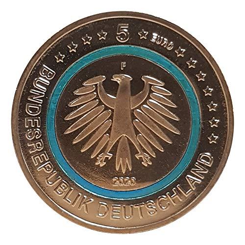 5 € Deutschland 2020 - Subpolare Zone. Aus der Serie...