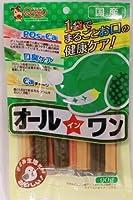 (まとめ買い)九州ペットフード 犬用おやつ オールインワン90g 【×15】