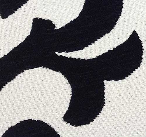 intessutoitalia Sofa-Stoff, gepolstert, Stühle (140 cm x 100 cm = 1 Einheit) Siena mit Muster in 5 Farbvarianten (Siena 010)