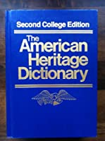"""""""American Heritage"""" Dictionary of the English Language"""