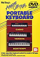 Anyone Can Play Portable Keyboard [DVD] [Import]