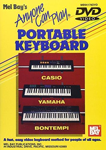 Anyone Can Play Portable Keyboard Electronic Keyboard Dvd [UK Import]