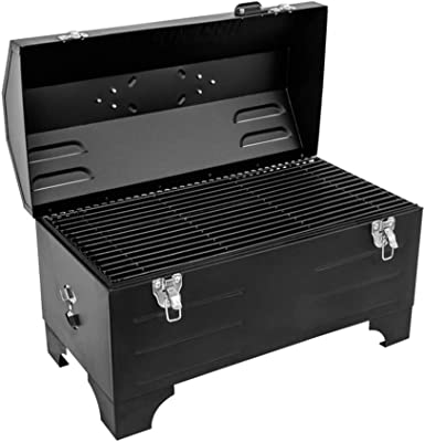 Amazon.com: Barbeques Galore Turbo - Parrilla de carbón ...