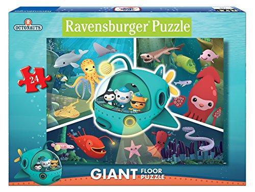 Ravensburger Italy 05329.–Octonauts Puzzle 24Teile