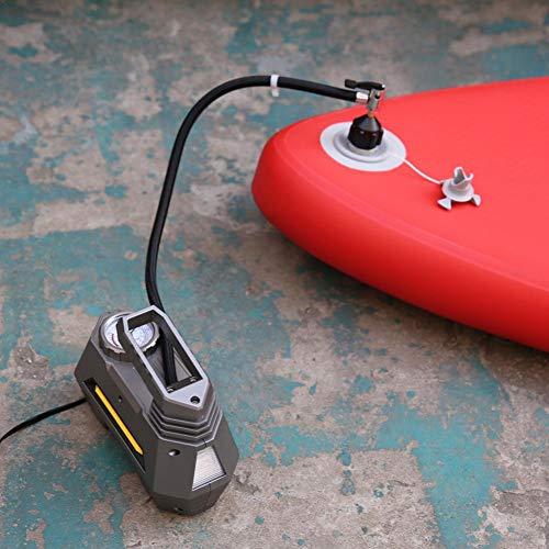 Kayak Blue-Yan Adaptador de v/álvula neum/ática Inflable Tabla de Surf Accesorio Kayak Sup Tabla de Remo Tabla de Remo