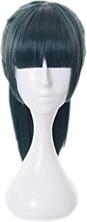 Anime Cosplay Wig Incantation back to war with Wig Cap for Halloween Party Carnival cosplay wig WUTONG (Color : Gojo Sator...