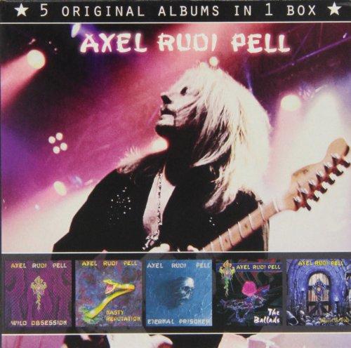 5 Original Albums in 1 Box [Import]
