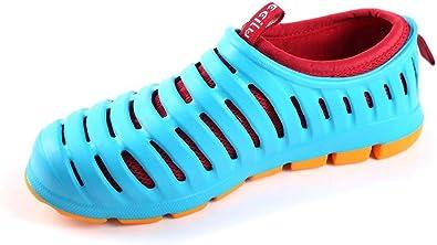 Ccilu Turquoise Espadrilles Sandal For Men
