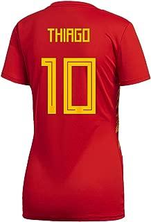 thiago spain jersey