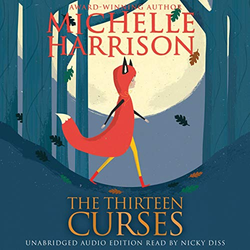 The Thirteen Curses audiobook cover art