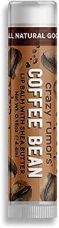 Crazy Rumors Balsamo Per Le Labbra, Coffee Bean - 30 g