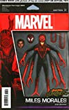 Absolute Carnage #3 (of 5) COMIC BOOK with Variant Miles Morales Zombiote Action Figure Cover art by John Tyler Christopher (NOT AN ACTUAL TOY)