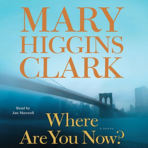 Where Are You Now? audiobook cover art