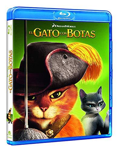 El Gato Con Botas (BD) [Blu-ray]