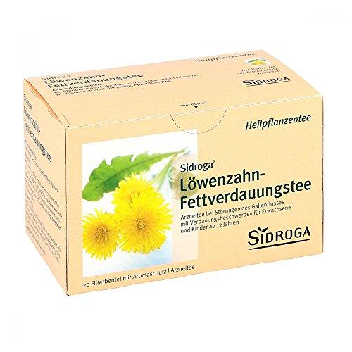 Sidroga Löwenzahn Tee, 20x1,5 g Teebeutel