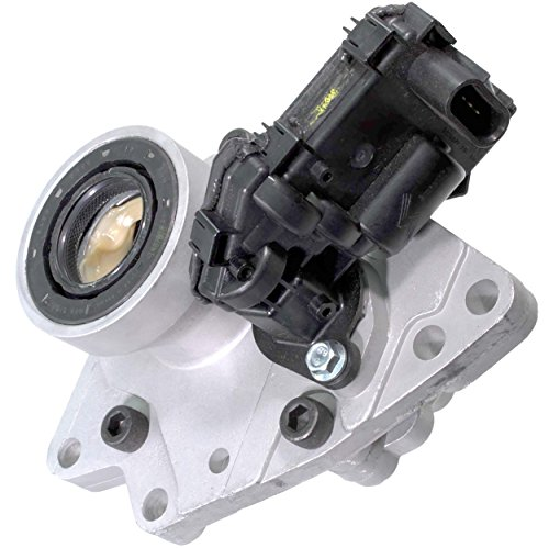 APDTY 711226 & 711214 4WD Front Differential Axle Disconnect Intermediate Shaft Bearing Assembly With 4-Wheel Drive Plunger Actuator Fits 2002-2009 Trailblazer Envoy Bravada Ascender 9-7x
