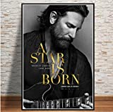 ARTMERLOD Posters A Star is Born Love Movie Bradley Cooper