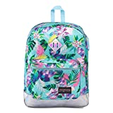 JanSport Super FX Backpack - Trendy School Pack With A Unique Textured Surface, Tropical Glow