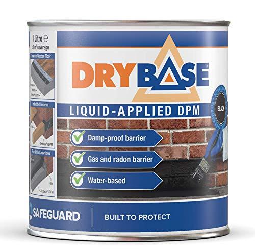 Drybase LDPM Guaina Liquida - 1 Litri - Nero