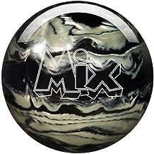 Storm Mix Urethane Bowling Ball, Black/White, 13 lb