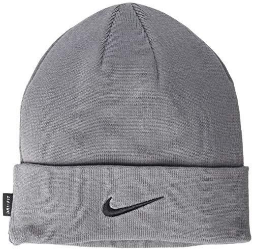 Nike Herren Beanie Cuffed Utility Mütze, Gunsmoke, One Size
