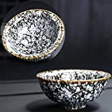 BGHJ Tea Cup Retro Drinkware Unisex Azul Verde Porcelana Vintage Home Taza portátil Tea Cup 1pc Cerámica Color Enamel, 14