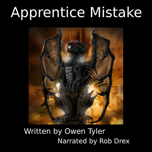 Apprentice Mistake audiobook cover art