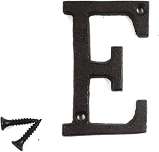 vintage metal letters for wall