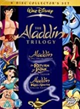 Aladdin Trilogy: Aladdin / Return of Jafar / Aladdin - King of Theives