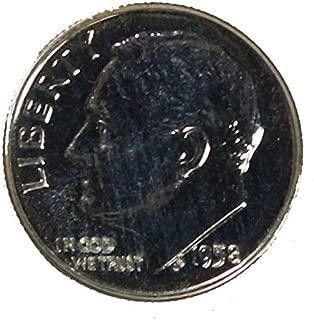 1958 P Roosevelt Proof Dime 10c Gem