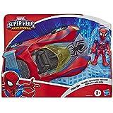 Hasbro- Mega Mighties Avengers Spiderman Web Racer (E7932ES0)...