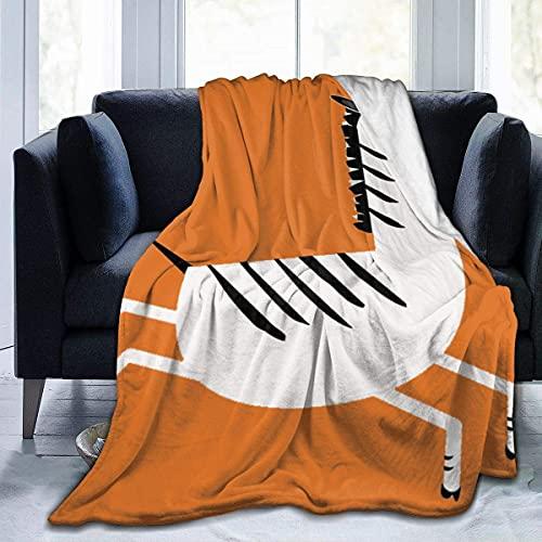Mantas de franela impresas patrón de caballo Mantas Anti-Pilling, Super ligero Super suave utilizado en habitaciones con aire acondicionado, Sofás, Cines al aire libre, etc