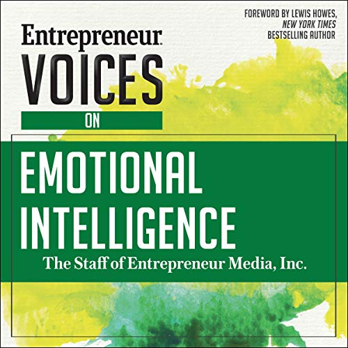 Entrepreneur Voices on Emotional Intelligence audiobook cover art