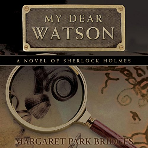 My Dear Watson audiobook cover art