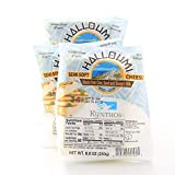 Imported from Cyprus Made from cow, sheep, and goat's milk High melting point - great for grilling or frying 3 Pack