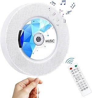 611T Lettore Compact Disc personale Borsa per lettore CD durevole portatile Custodia da viaggio rigida compatibile con lettore CD HOTT 511//611//711 cavo USB e AUX cuffie