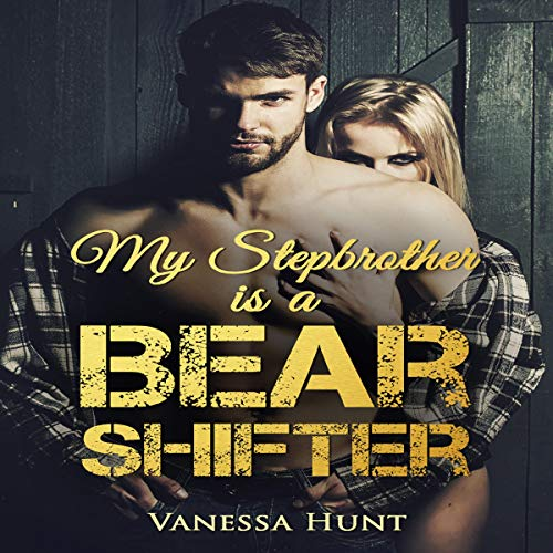 My Stepbrother Is a Bear Shifter cover art