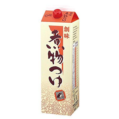 【常温】 創味食品 煮物つゆ 1.8L 業務用 つゆ (希釈用)