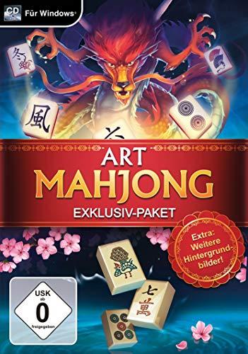 Art Mahjong Exklusiv Paket (PC)