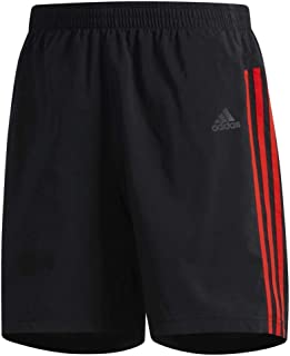 adidas Men's 3-Stripes Run Shorts