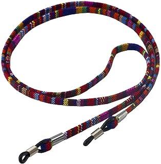 YiyiLai Ethnic Glasses Retainer Eyeglasses Chain Eyewear Holder Neck Strap
