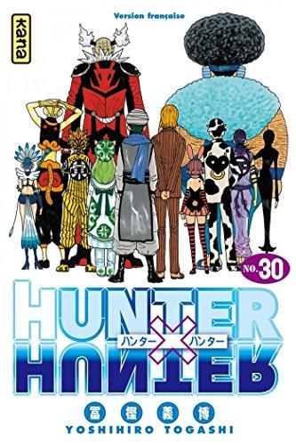 Hunter X Hunter - Tome 30